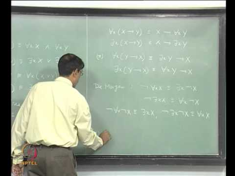 Mod-01 Lec-29 Lecture-29-Laws, Calculation & Informal Proof