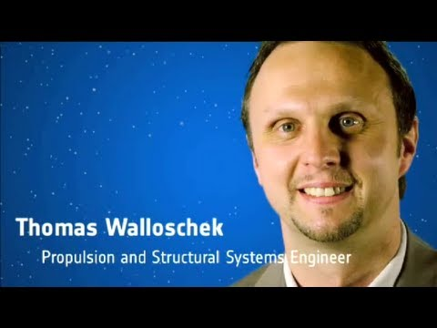 Thomas Walloschek on his role as ExoMars project engineer