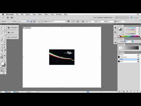 Adobe Illustrator CS5 DOCUMENT SETUP, TEMPLATES & ARTBOARDS  Editing Document Size via Artboards