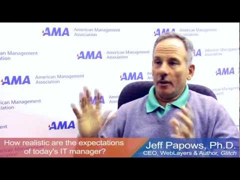 Three Questions for Jeff Papows