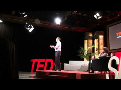 TEDxSDSU - Adam Zuffinetti - Shackles of Freedom