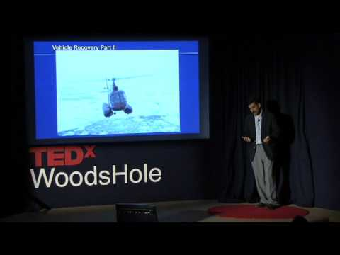 TEDxWoodsHole - Hanumant Singh - A Robot's Vision of the Ocean Depths