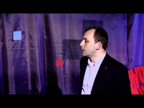 TEDxVorobyovy-Gory - Michail Kotov - New media in the City 2.0