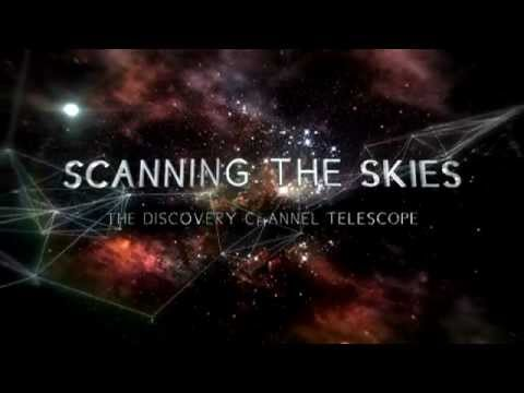 Watchdog Telescope | Scanning the Skies: The Discovery Channel Telescope