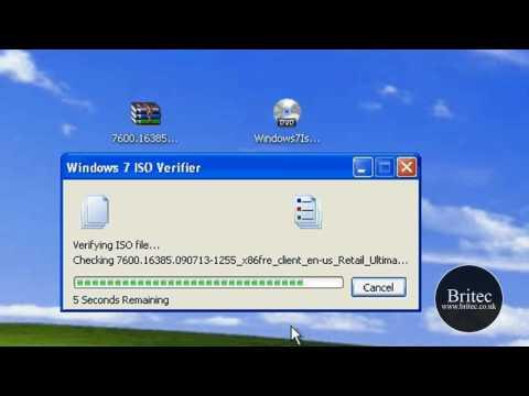 Windows 7 ISO Verifier Ensures Your Downloads Are Legit  by Britec