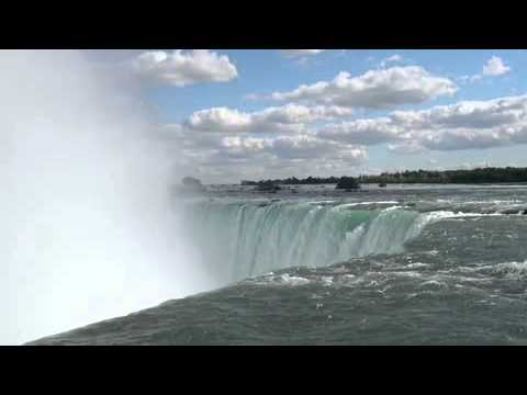 The Coolest Stuff On The Planet- Niagara Falls