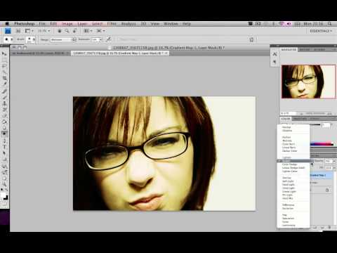 Photoshop Tutorial: Make a cool effect for your pictures