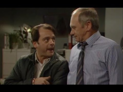 Trotters taken hostage part 2 - Only Fools and Horses - BBC