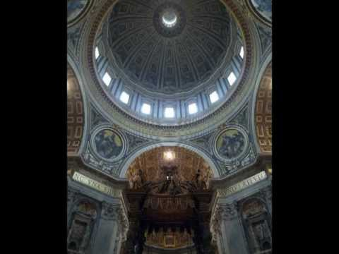 Saint Peter's Basilica, Vatican City, begun 1506, completed 1626