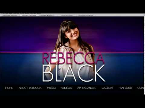 Rebecca Black's New Song