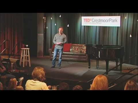 TEDxCrestmoorPark - Eric Elkins - The Dating Dad