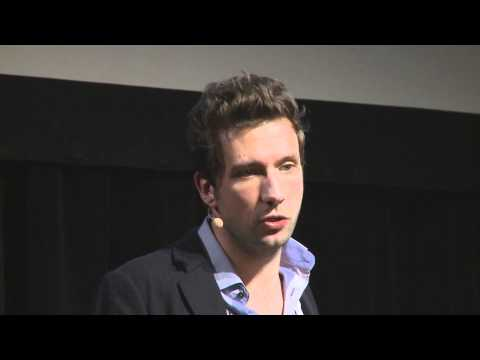 TEDxBigApple - Nils Gums - Karmin, Complex, and the Purple Cow
