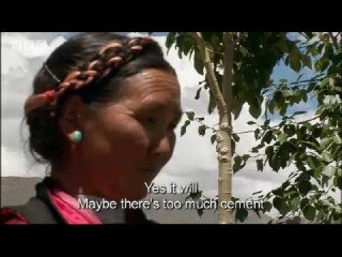 Re-building school problems - A Year in Tibet - BBC travel
