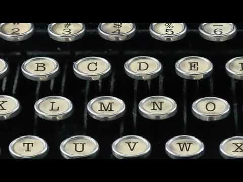 The Stuff of Genius - The QWERTY Keyboard