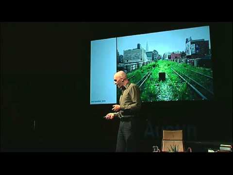 TEDxAustin Peter Hall 2011