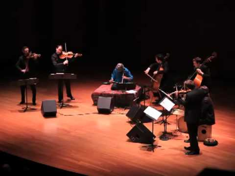 "Tully Scope 2011: Kayhan Kahlor and Brooklyn Rider perform ""Ascending Bird"""