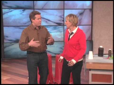 Steve Spangler on the Ellen Show - September 2007