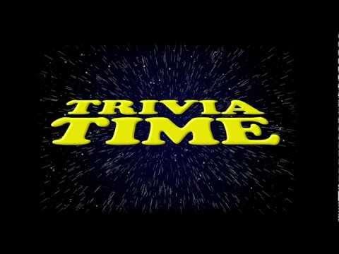 Trivia Time: #08