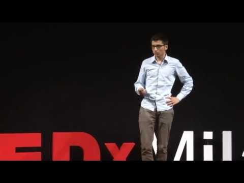 TEDxMilano - Nicola Greco - on math and social network