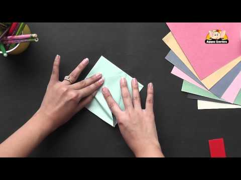 Origami - How to Make a Star Box