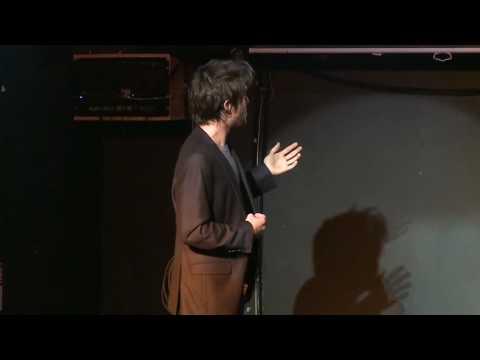 TEDxLiffey - Cameron Stewart - Ark Change Your World