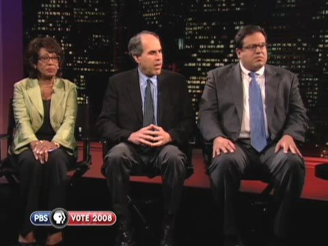 TAVIS SMILEY | Second Presidential Debate Panel | PBS