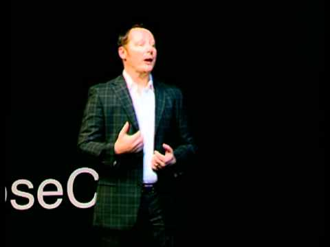 TEDxSanJoseCA - Steve Mazan - It's Never too Late to Chase your Dreams