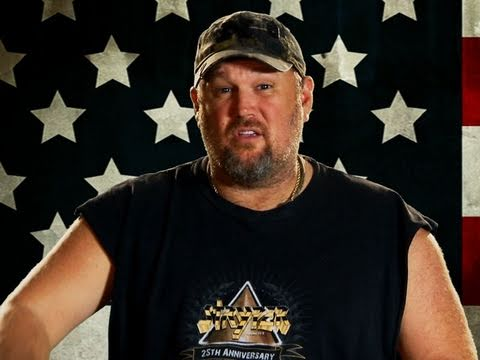 Only In America with Larry the Cable Guy - Breakfast of Champions