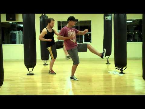 Wing Chun - Chum Kiu (part 7)