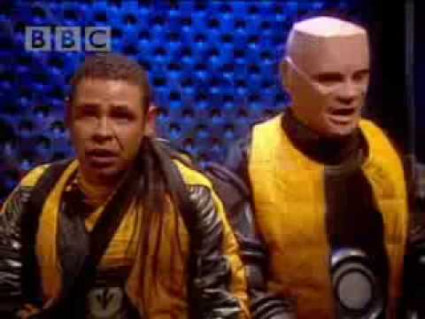 Shuttle - Red Dwarf - BBC comedy