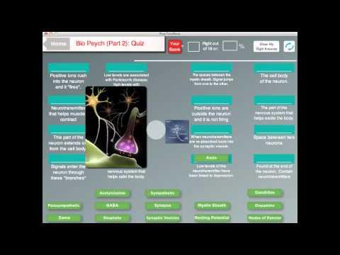 Psych Test Prep app