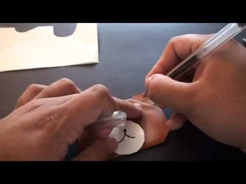 Origami Daily - 243 Rilakkuma Bear (San - X) - TCGames [HD]