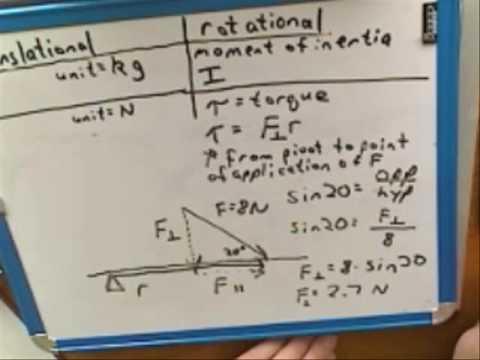 Physics: Torque (3)