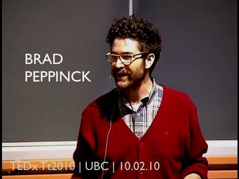 TEDxTerrytalks 2010 - Brad Peppinck - Social Media is Dead