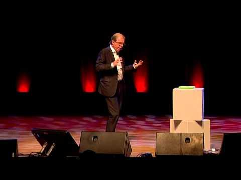 TEDx Brussels 2010 - Nicholas Negroponte - Schools without Schools