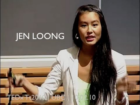 TEDxTerrytalks 2010 - Jen Loong - What It Means For the West To Meet the East