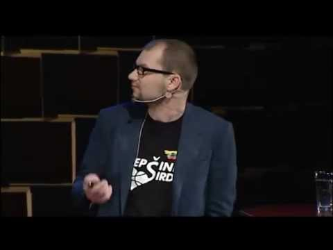 TEDxVilnius - Tomas Tumalovicius - Simplicity is the Ultimate Sophistication