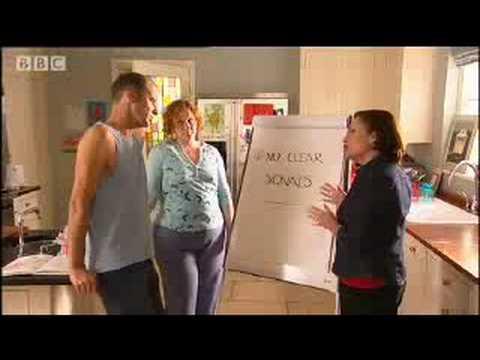 Supernanny comedy sketch - Dead Ringers - BBC