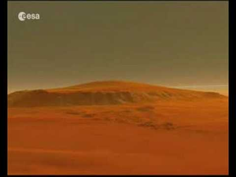 Traces of life on Mars: Olympus Mons