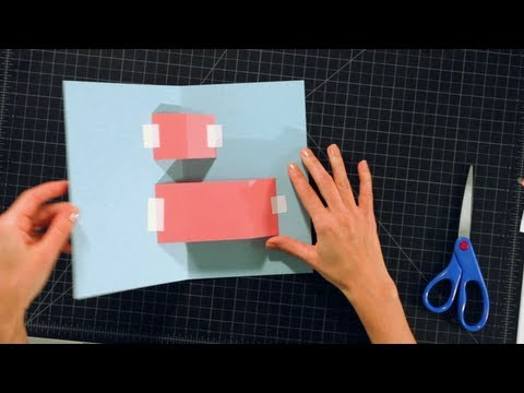 Pop-Up Cards and Crafts: Basic Techniques / Unequal Layers