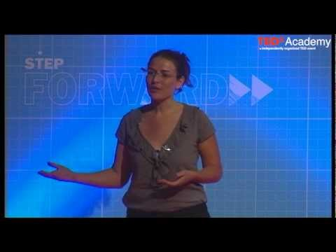 TEDxAcademy - Adital Ela - Step Forward with Environmental Vision