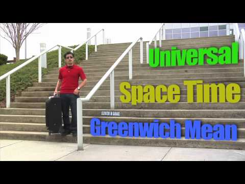 Real World: What Time Is It in Space?