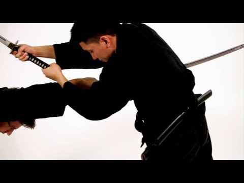 Technique: Tsuki Komi | Katana Sword Fighting