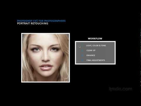 Photoshop tutorial: Portrait retouching workflow strategies