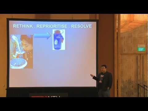 TEDxNTU - Allan Lim - Three R's of Sustaninability