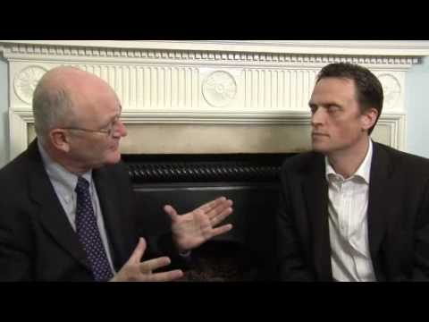 Nigel Thrift and Matthew Taylor - University Challenge