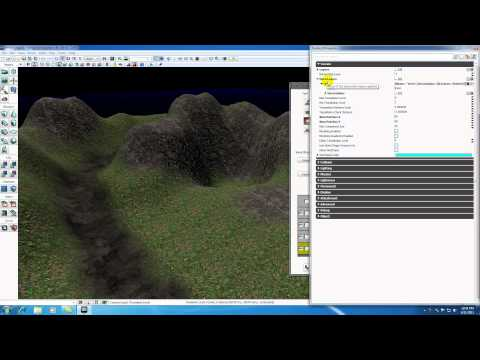 Unreal Development Kit UDK Tutorial - 40 - Adding Trees and Plants