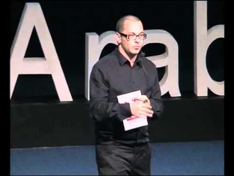 TEDxArabia talk - AlBaraa Taibah - You can't Manage Time