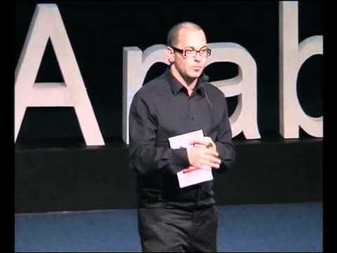 TEDxArabia talk - AlBaraa Taibah - You can't Manage Time