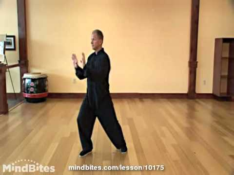 Tai Chi Made Easy - Lesson 11 - Embrace Tiger RTM